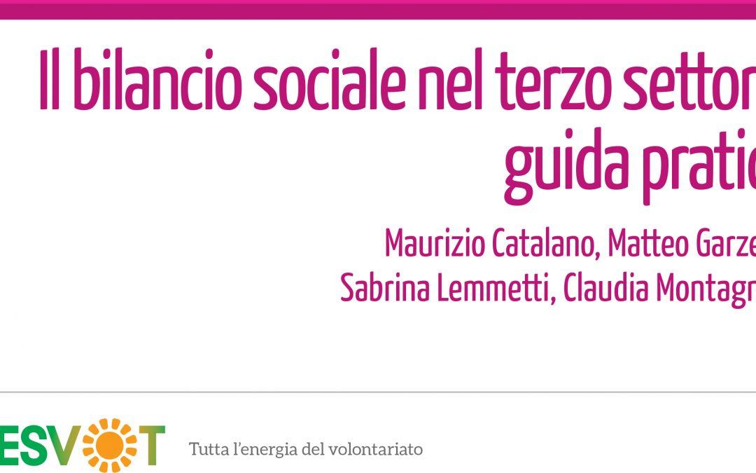 Una guida pratica per il bilancio sociale nel terzo settore